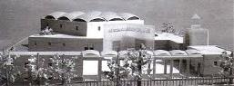 پروژه نقشه برداری مسجد کوی دانشگاه تهران
